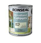 Ronseal Woodland Trust Colours